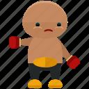 avatar, boxer, person, profile, sport, user