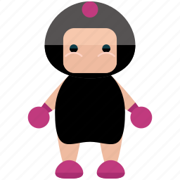 avatar, boxer, person, profile, sport, user, wrestler icon