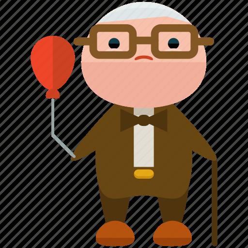 avatar, carl, character, fredrikson, person, profile, user icon
