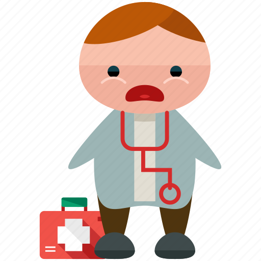 avatar, doctor, medical, person, profile, user icon