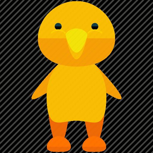 avatar, duck, duckling, person, profile, user icon