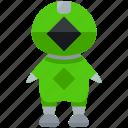 avatar, person, power, profile, ranger, user icon