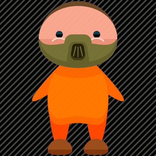 avatar, criminal, hannibal, lector, person, profile icon