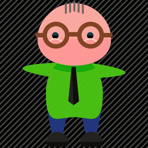 avatar, character, garrison, herbert, person, profile, user icon