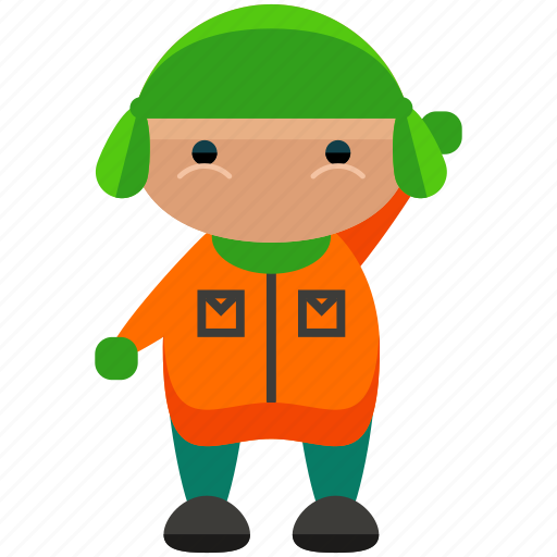 avatar, broflovski, character, kyle, person, profile, user icon