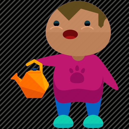 avatar, farmer, gardener, person, profile, user icon