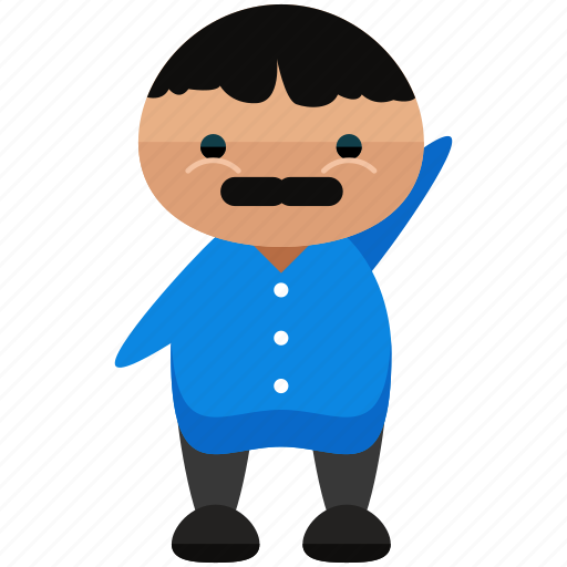 avatar, character, march, person, profile, randy, user icon