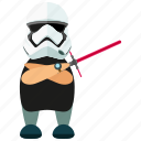 avatar, character, person, profile, stormtrooper, user