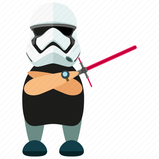 avatar, character, person, profile, stormtrooper, user icon