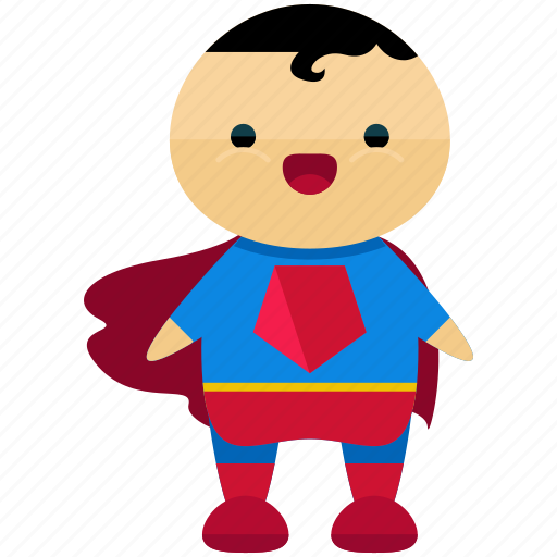 avatar, character, person, profile, superman, user icon