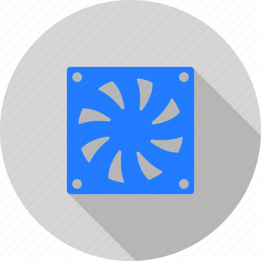 air, conditioner, cooling, fan, pc, ventilation icon