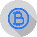 bitcoin, blockchain, btc, cryptocurrency, mining icon