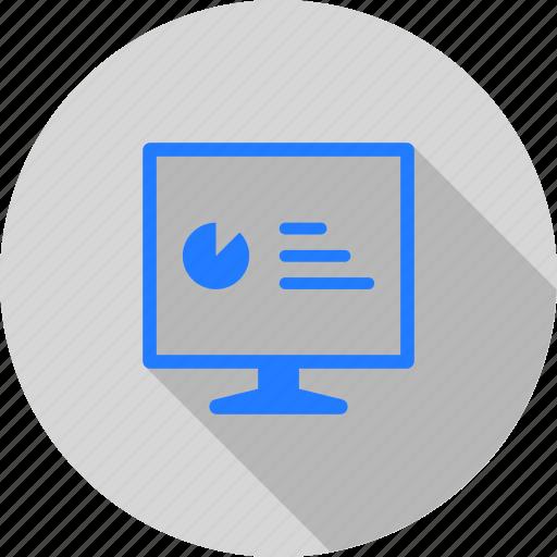 analytics, data, monitor, monitoring, statistics, stats icon