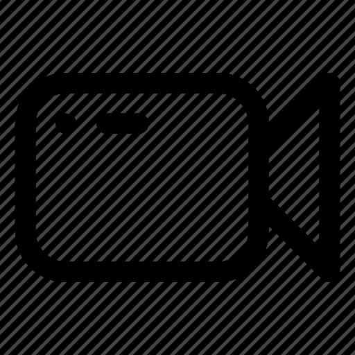 Camera, film camera, film recorder, movie camera, video camera icon - Download on Iconfinder