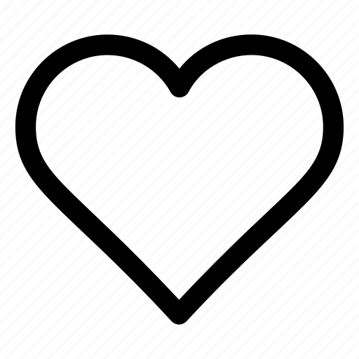 Affection, favorite, heart, like, love icon - Download on Iconfinder