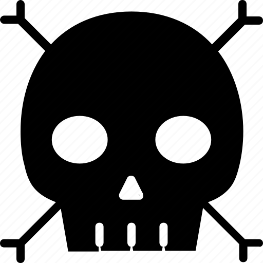 Death, halloween, head, horror, scary, skull, spooky icon - Download on Iconfinder