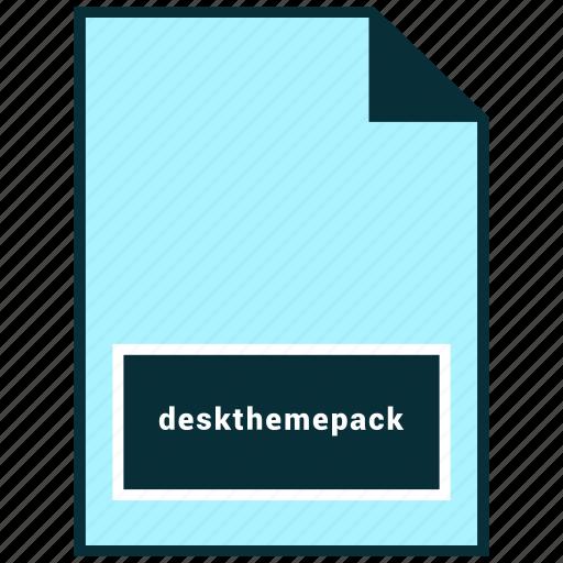 Deskthemepack, file formats, misc icon - Download on Iconfinder