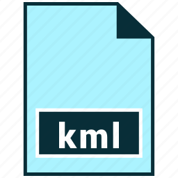 file formats, kml, misc icon