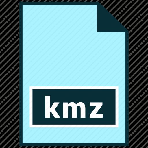 file formats, kmz, misc icon