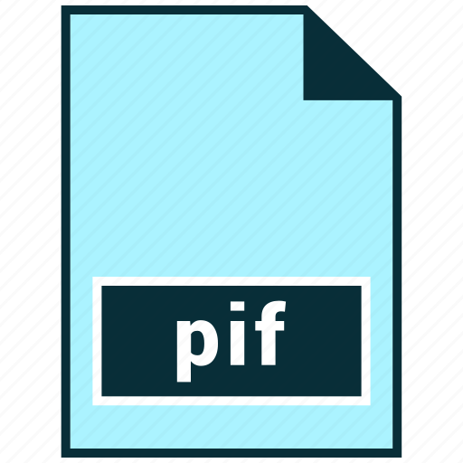 file formats, misc, pif icon