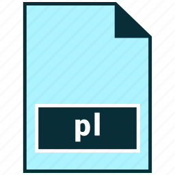 file formats, misc, pl icon