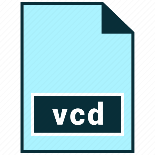 file formats, misc, vcd icon