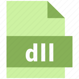 dll, misc file format icon