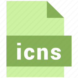 icns, misc file format icon