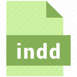indd, misc file format icon
