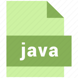java, misc file format icon