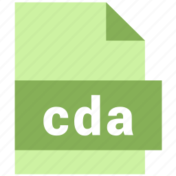 cda, misc file format icon