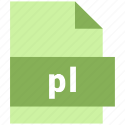 misc file format, pl icon