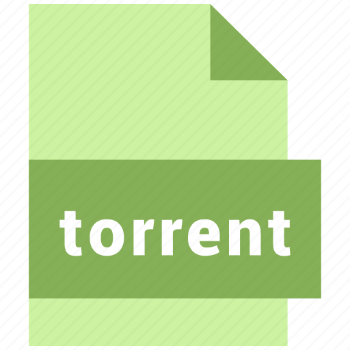 misc file format, torrent icon