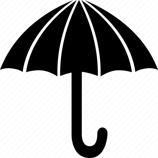 rain, umbrella, weather, winter icon