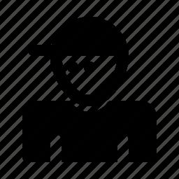 anyone, human, man, people, person icon