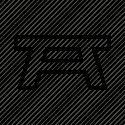 factory, garage, tool, workbench, workshop icon