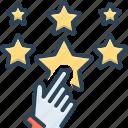 best, choose, favor, rating, star, support, valuation