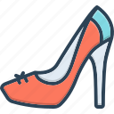 accessory, boot, fashionable, footwear, glamour, graceful, heel