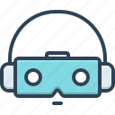 gamer, gamr, glasses, reality, technology, video, virtually