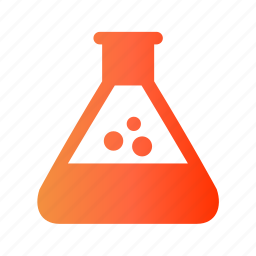 experiment, flask, lab, lab_flask, output icon