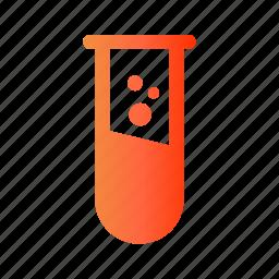 experiment, lab, lab_tube, output, tube icon