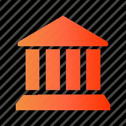 administration, college, education, university, university_education icon