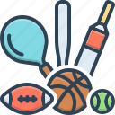 competitive, athletics, entertainment, sport, pastime, play, game icon