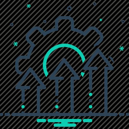 program, project, scheme, workplan icon
