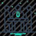 people, program, project, scheme, team, workplan icon