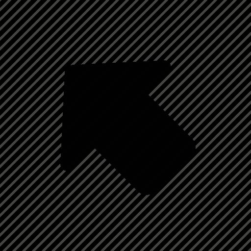 arrow, nw icon