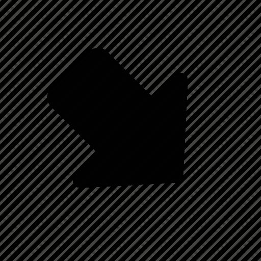 arrow, se icon