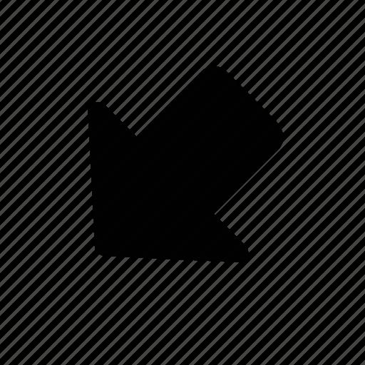 arrow, sw icon