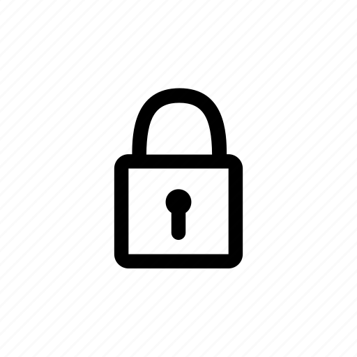 Lock, locked, padlock, password, unlock icon - Download on Iconfinder
