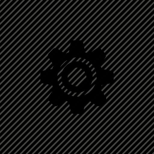 cog, gear, machine, mechanic, settings icon